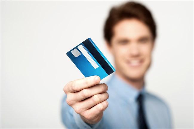 クレジット決済でショッピング