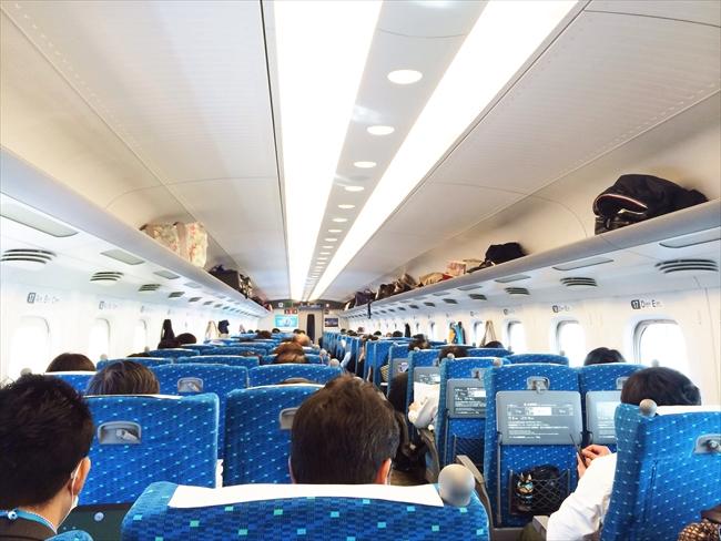 新幹線の回数券買取の数値