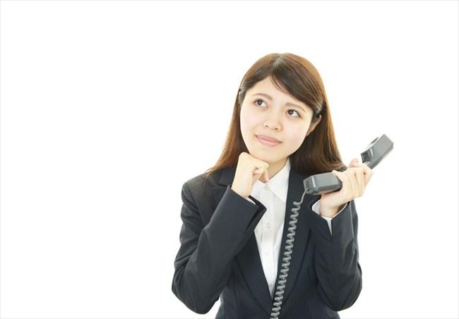 現金化業者との電話