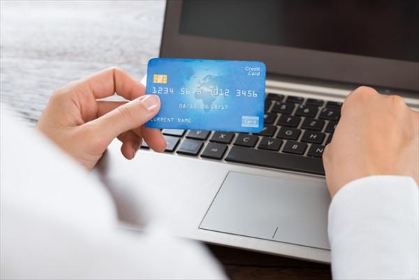 おひさまクレジットにはクレジットカード情報が必要