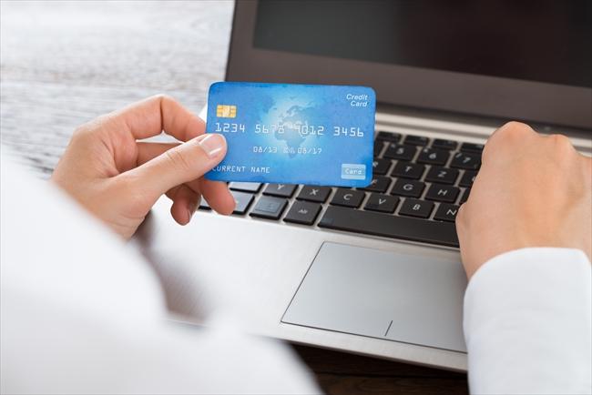クレジットカード現金化のイメージ
