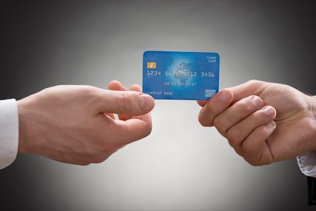 クレジットカードが不正利用された