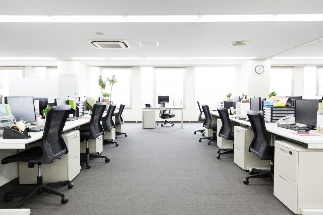 現金化業者のオフィスのイメージ