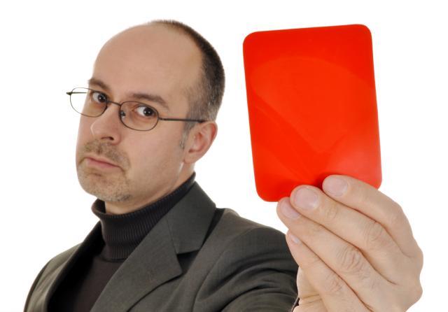 クレジットカード現金化の注意点のイメージ