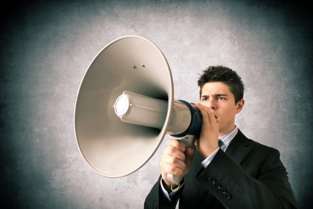 現金化業者の誇大広告のイメージ