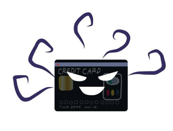 ショッピング枠現金化でクレジットカードが不正利用された