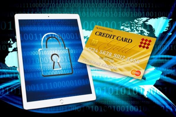 アンフィニクレジットではカード情報が必要