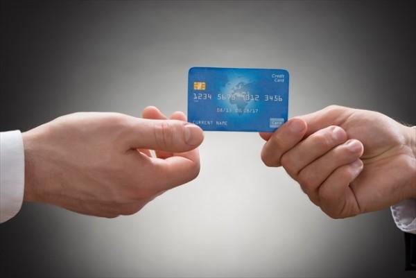 クレジットカード情報が必要になる